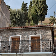 Family-friendly House in Nafpaktos City Center, Near the Beach