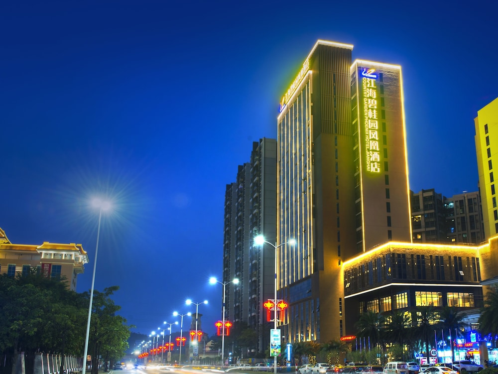 Front of Property - Evening/Night, Jianghai Country Garden Phoenix Hotel