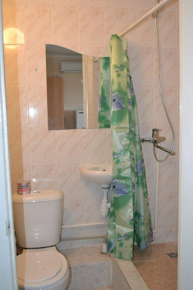 Bathroom, Hotel Lazurnaya Plus
