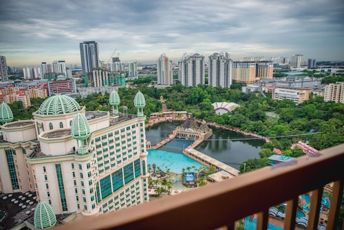 Sunway Resort Suite by Wonderpoly