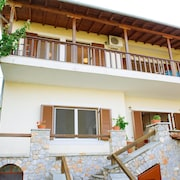 Beautiful Villa With Fantastic View Directly at the Sea, Wifi Magnisia-pelion,