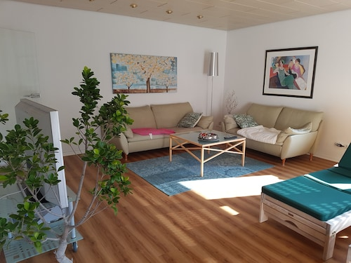 Modern Sunny Apartment for 2 Persons in the Center of Heilbronn