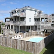An Ultimate Beach  #6-W - 7 Br Home