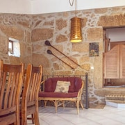 House With 2 Bedrooms in Fornos de Algodres, With Wonderful Mountain View and Furnished Terrace - 2 km From the Beach