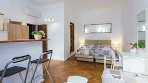 Individuell inredning, unika möbler och strykjärn/strykbräda