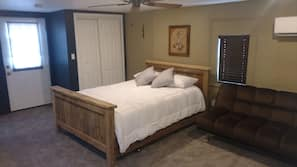 Iron/ironing board, cribs/infant beds, WiFi, linens