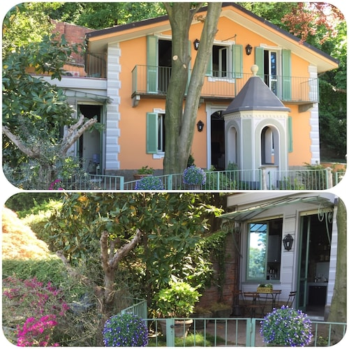 Turin. Luxury Villa Charming Villa. 2 Bdr. Parking