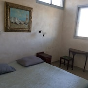 A Small Cozy Ground Level Apartment in the Negev Desert