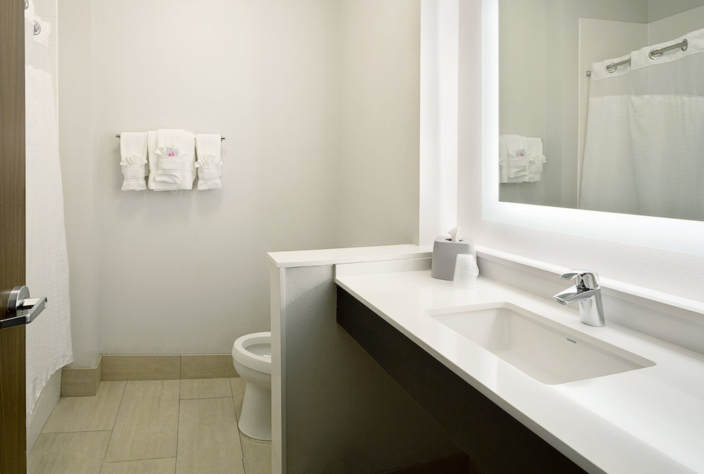 Bathroom, Holiday Inn Express & Suites Wentzville St Louis West