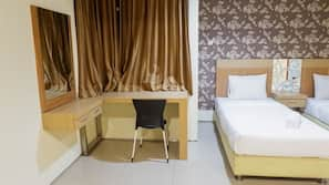 1 개의 침실, 무료 WiFi, 리넨