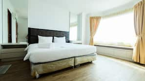 3 개의 침실, 무료 WiFi, 리넨