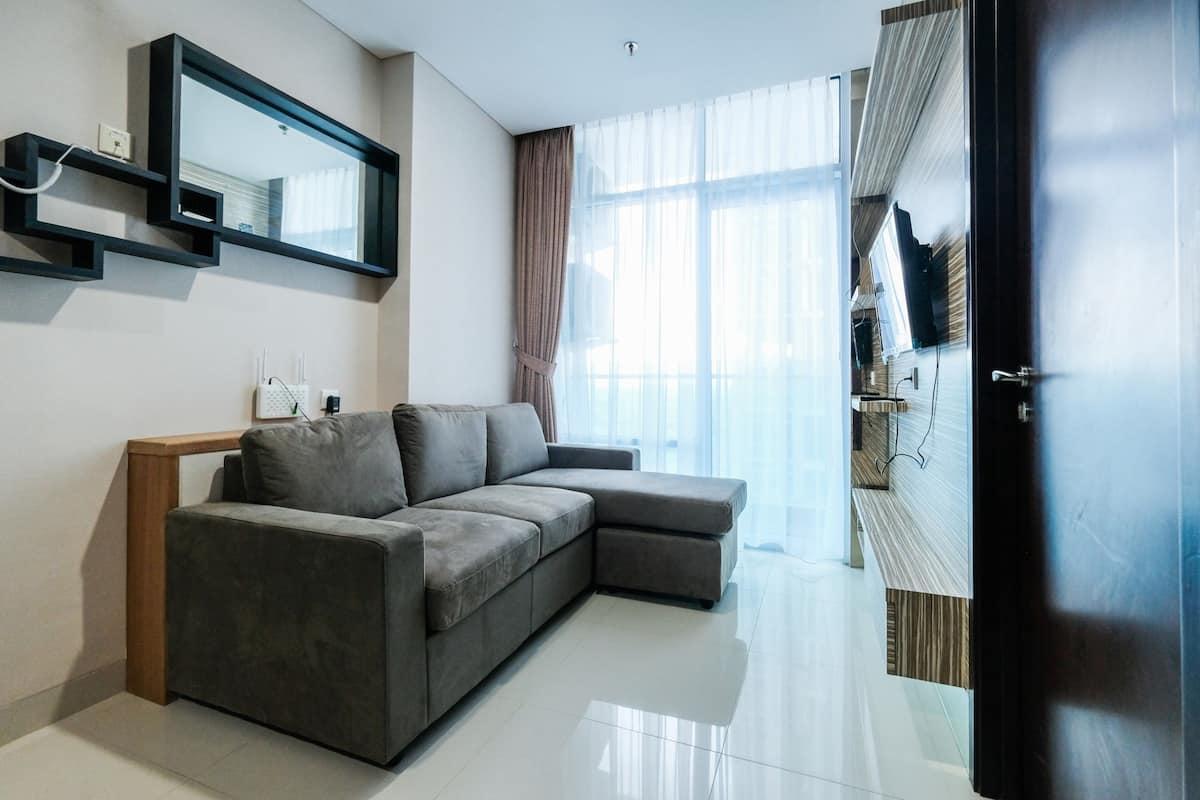1BR Apartment Brooklyn Alam Sutera near IKEA (Jakarta ...