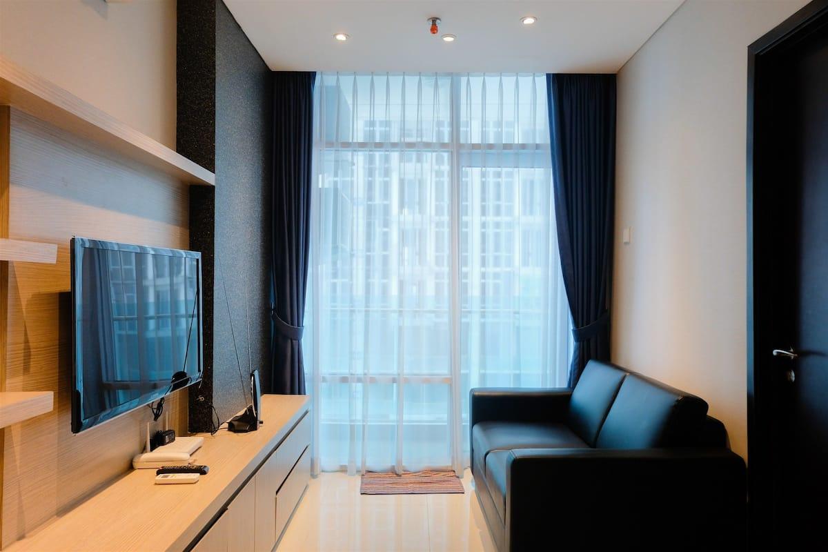 Jakarta Hotels Chic 1BR Brooklyn Apartment Near IKEA Alam Sutera h Hotel Information