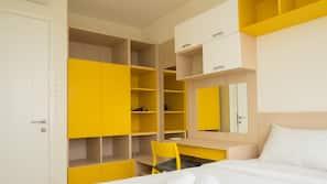 1 개의 침실, 책상, 무료 WiFi, 리넨