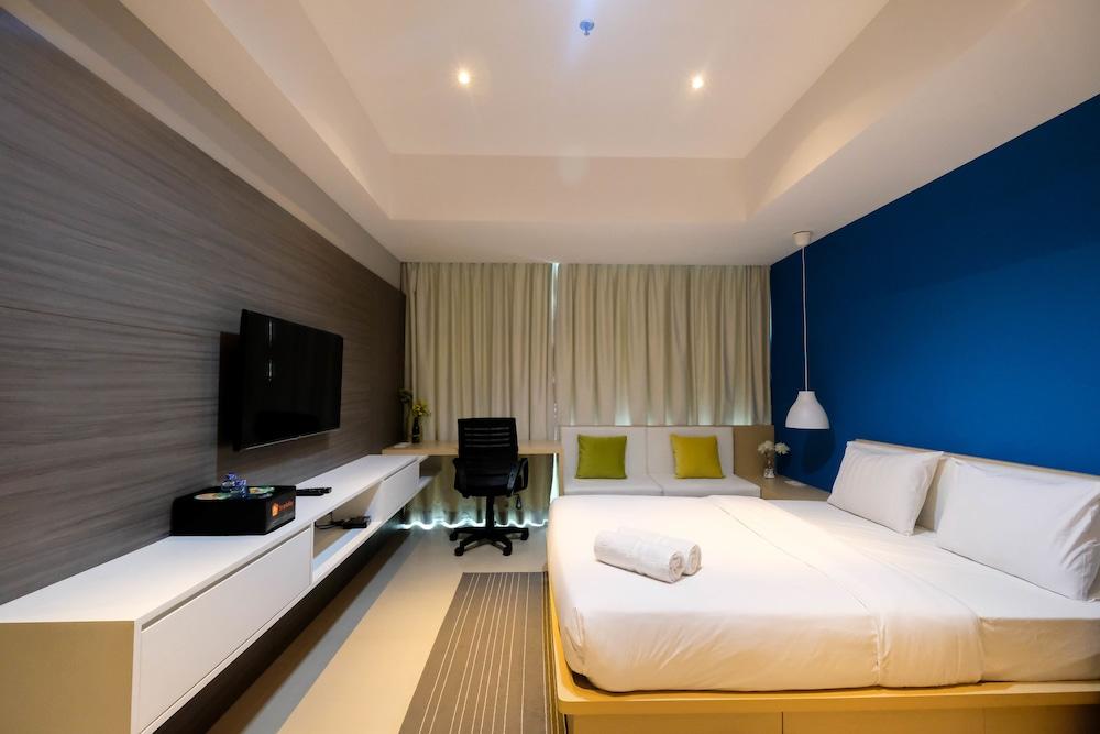 Modern Studio Apartment At U Residence In Jakarta Hotel Rates Reviews On Orbitz