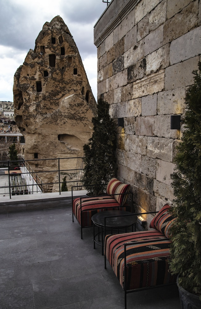 View from Room, Carus Cappadocia