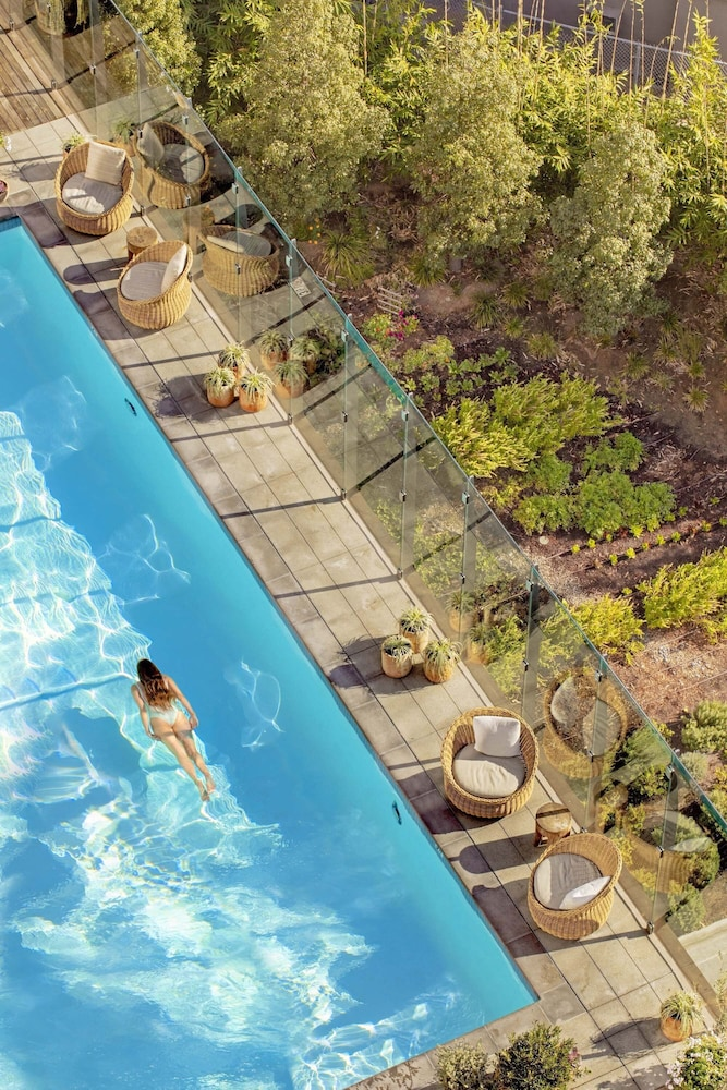 Outdoor Pool, 1 Hotel West Hollywood