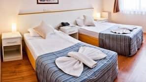 1 Schlafzimmer, Allergikerbettwaren, Schreibtisch, kostenloses WLAN