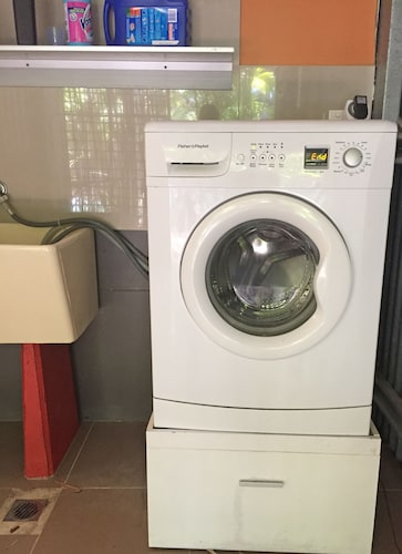 Laundry, Darwin Luxury Private Apartment Pool Beach Wifi