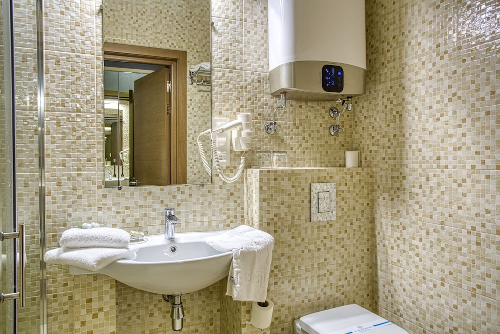 Bathroom, Mini-hotel Tchaykovskyi
