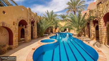 Dream Lodge Hotel -Siwa