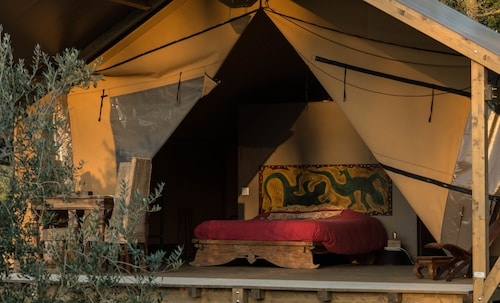 Bio Glamping Toscana Luxury Tents