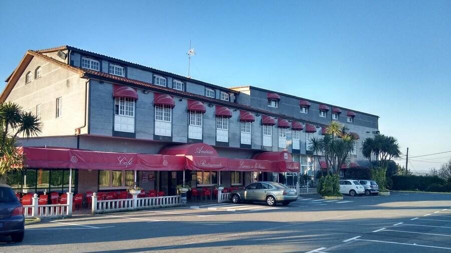 Hotel Restaurante América