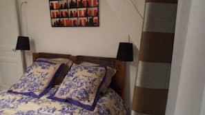 Premium bedding, memory foam beds, blackout curtains, soundproofing