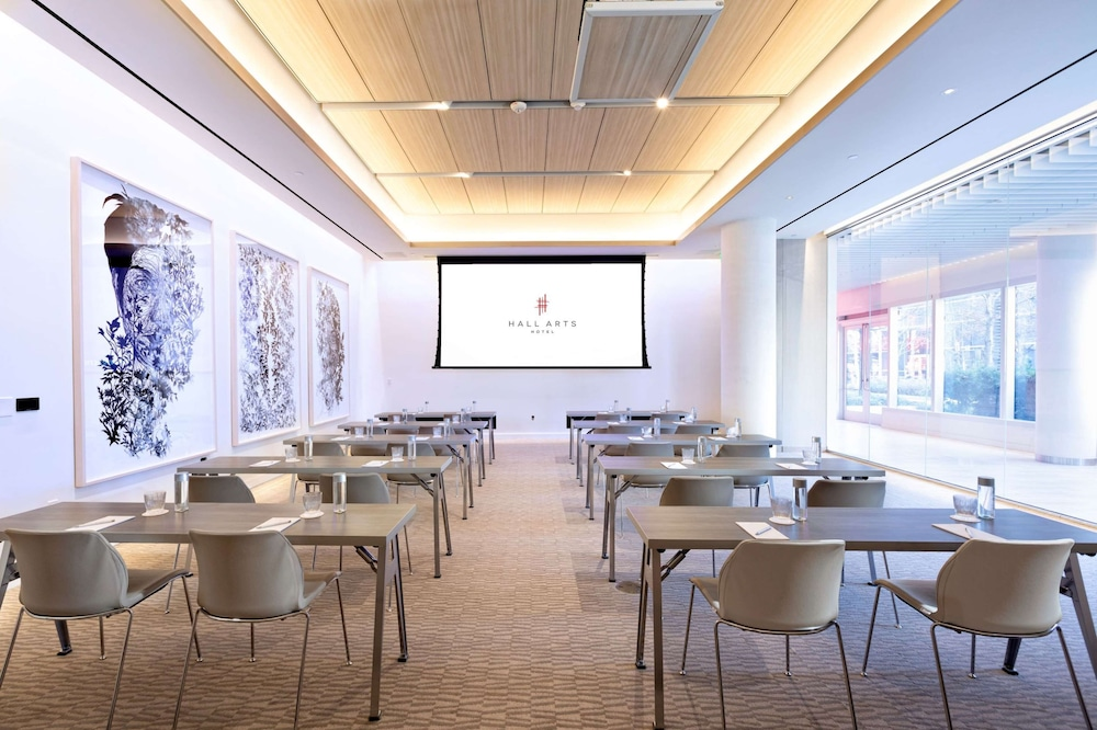 Meeting Facility, HALL Arts Hotel Dallas, Curio Collection by Hilton