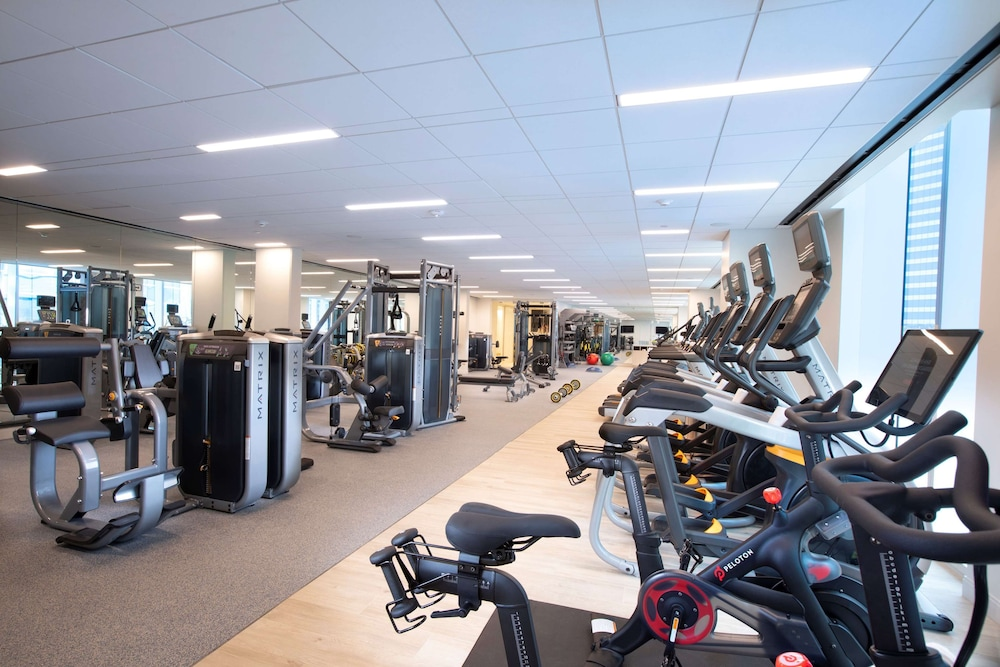 Fitness Facility, HALL Arts Hotel Dallas, Curio Collection by Hilton