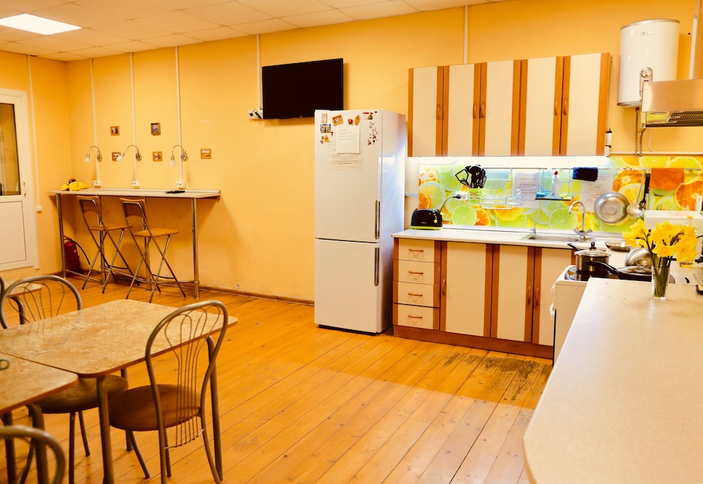 Shared Kitchen, City Lime Hostel