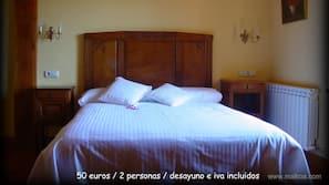 Rollaway beds, linens, wheelchair access
