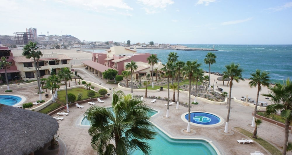 Outdoor Pool, Marina Pinacate 1BR 411-v by Casago