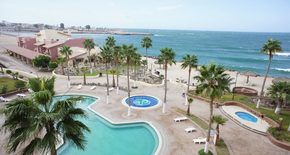 Beach/Ocean View, Marina Pinacate 1BR 411-v by Casago