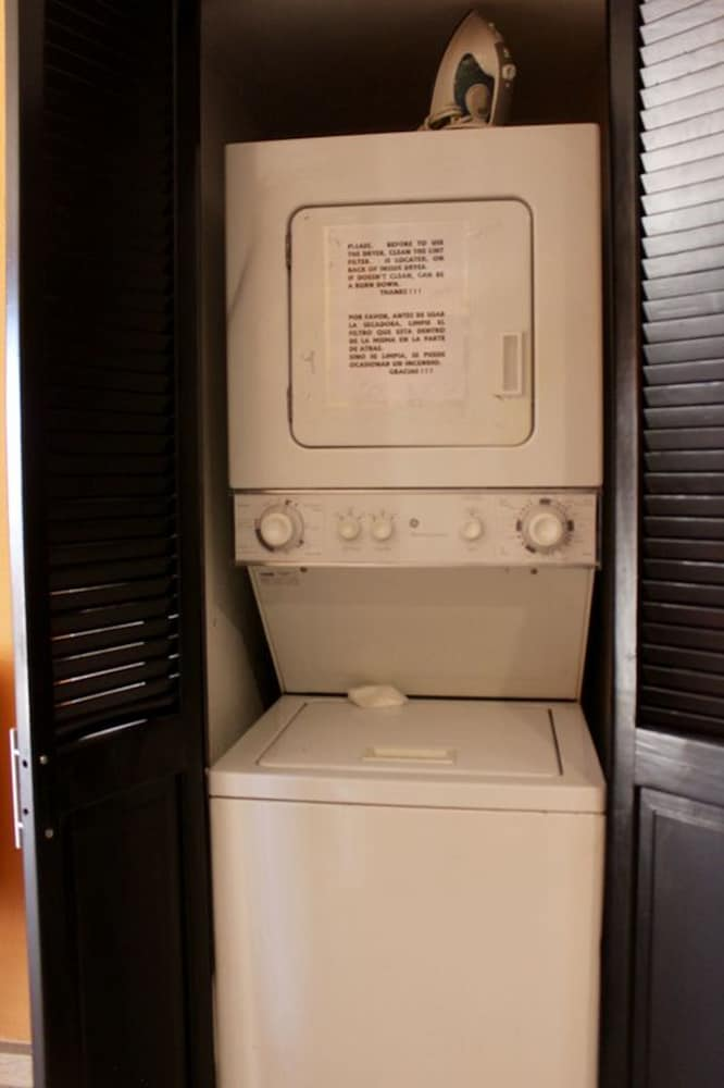 Laundry Room, Marina Pinacate 1BR 411-v by Casago
