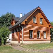 Luxury Detached Villa With Sauna and Wood-burning Stove and Unobstructed View Over Farmlands