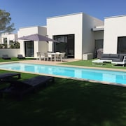 Wonderful and Luxury Villa in Orihuela Costa, on the Costa Blanca, Spain With Heated Pool for 6 Persons