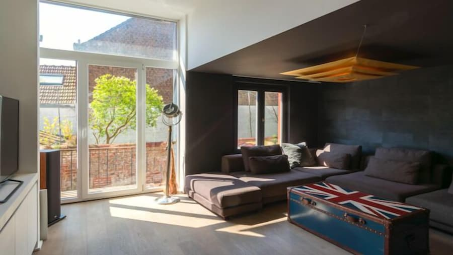 Europea Brussels Design Residence Flagey