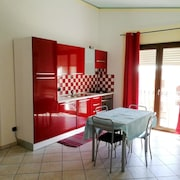 Apartment With 2 Bedrooms in Tortolì, With Furnished Balcony - 2 km From the Beach