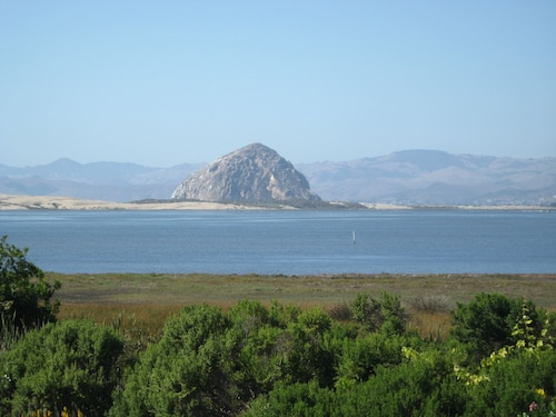 View by the bay Unspoiled Morro Bay Views
