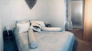 1 chambre, coffre-forts dans les chambres, décoration personnalisée