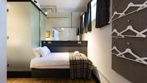 Caja fuerte, wifi gratis, ropa de cama