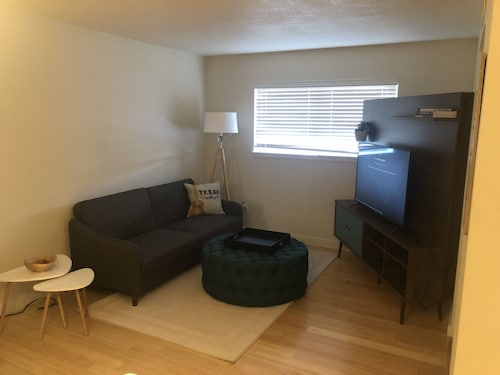 Modern 1BR Near DT, Stockyards, Zoo, TCU