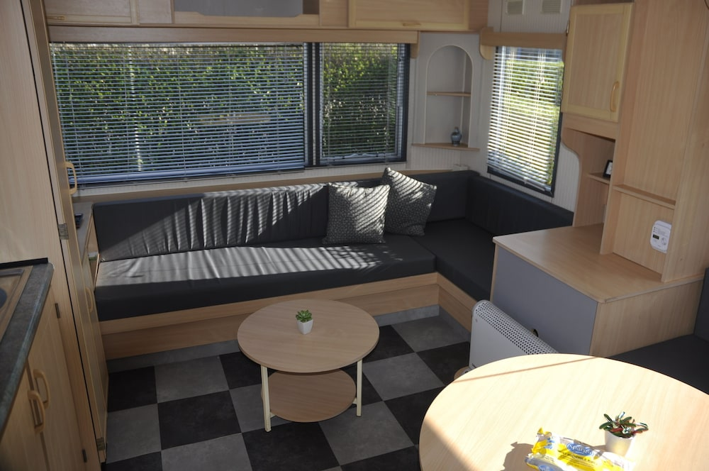 Living Room, 2 to 3 Person Furnished Mobile Home