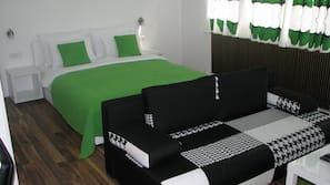 ตู้นิรภัย, ห้องเก็บเสียง, บริการ WiFi ฟรี, ผ้าปูที่นอน