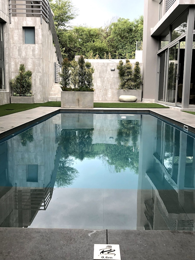 Outdoor Pool, The Reserve Residence