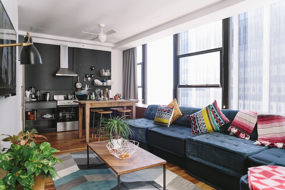 Living Area, WeLive Wall Street