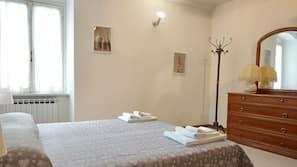 1 sovrum, gratis wi-fi och sängkläder
