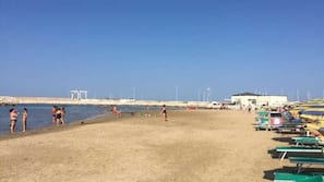 Private beach nearby, beach volleyball