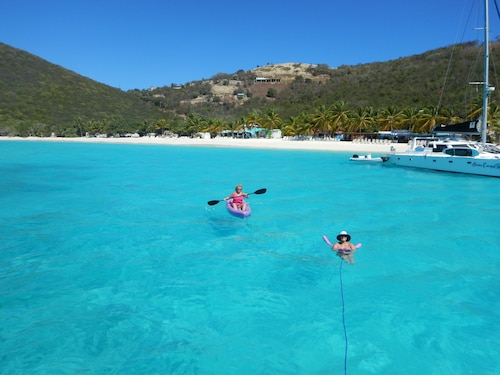 Explore the Bvi's or Grenada Aboard Your Personal Catamaran